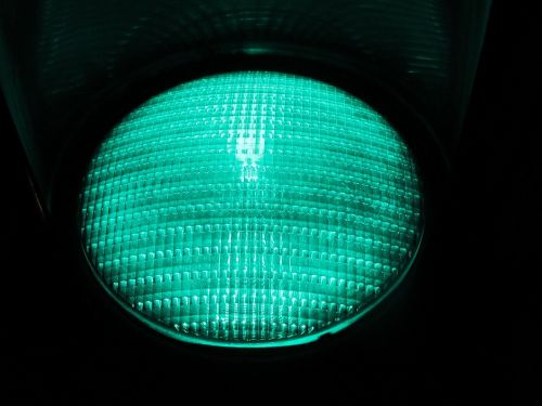 traffic lights green green light