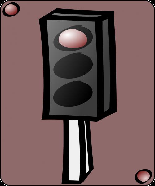 traffic lights lights hanging lamp