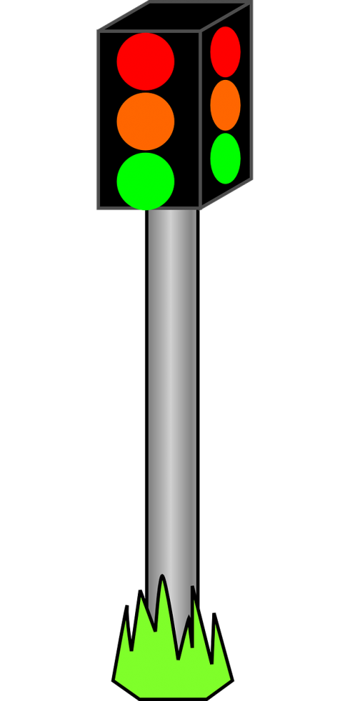 traffic lights lights hanging lamp