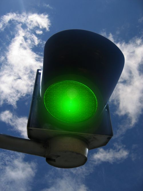 traffic lights green traffic light signal