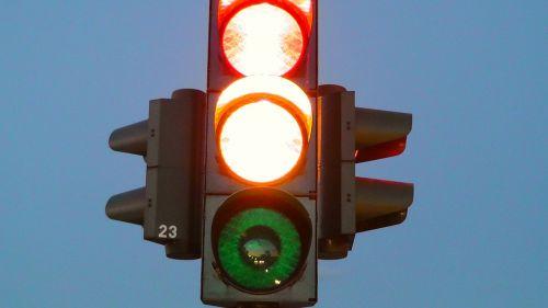 traffic lights road traffic light signal lamp