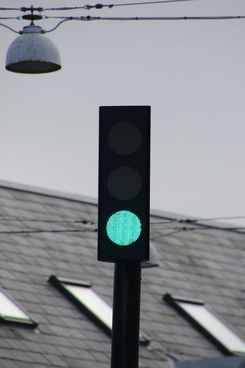 traffic lights signal lights light
