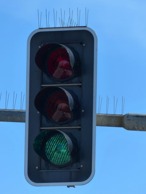 traffic lights beacon rules of the road