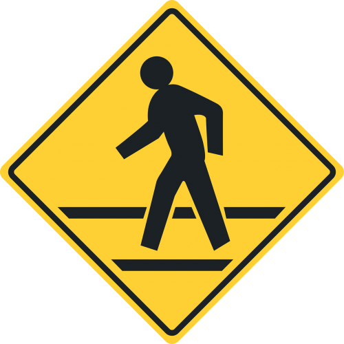traffic sign road sign caution
