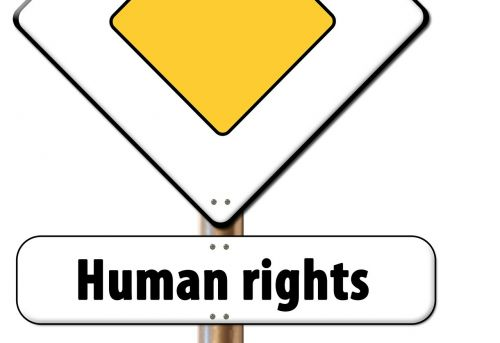 traffic sign human rights right