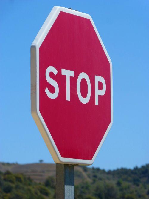 traffic signal stop pause