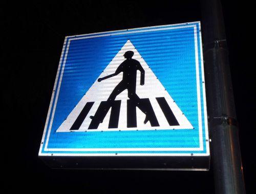 traffic signal pedestrians transit