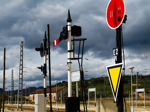 traffic signals  signs  signals