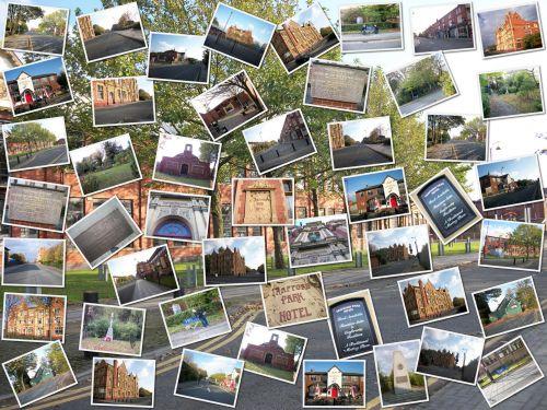 Trafford Park Collage