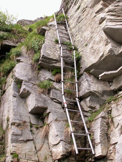 trail head rock