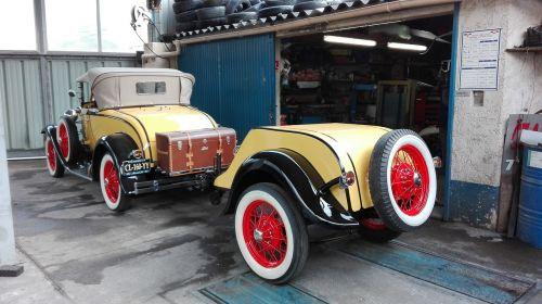 trailer output restoration