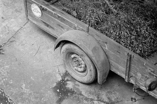 trailers wheel transport