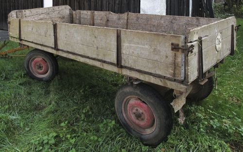 trailers rubber car agriculture