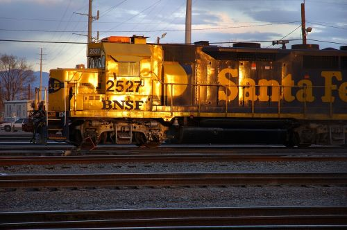 train engine rail