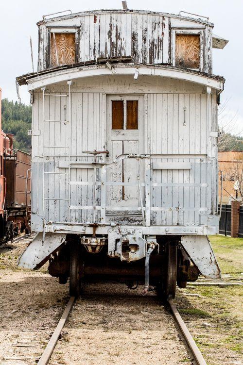 train caboose antique