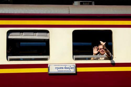 train railway station thailand