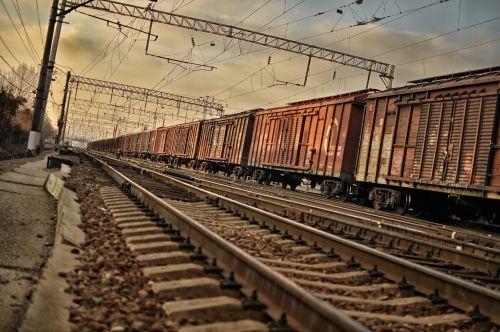 train composition railway