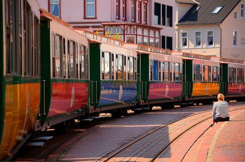 train borkum wagons