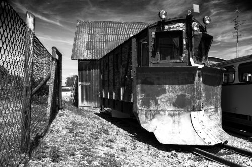 train plough seemed