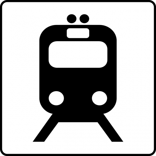 train transit transportation