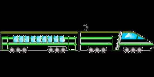 train high speed train locomotive