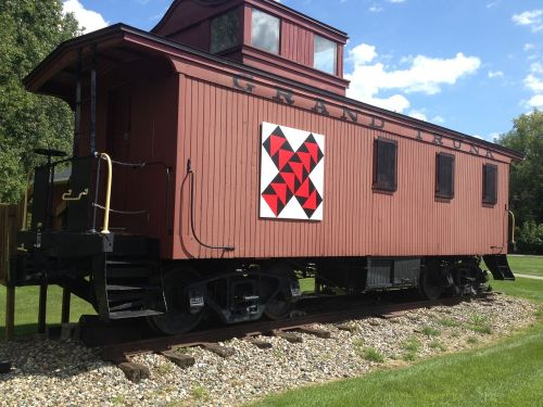 train caboose train car