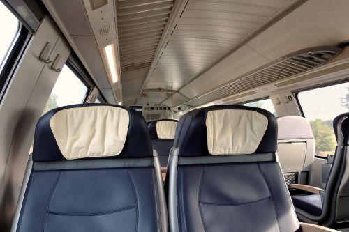 train travel sit