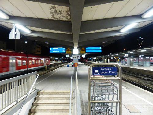train gateway departure