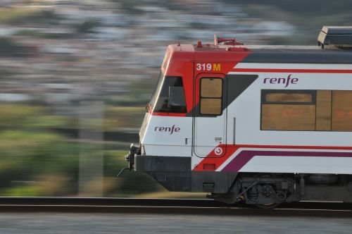 train transport railway