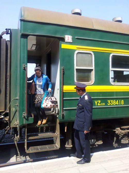 train railway travel