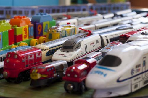 train toy high speed