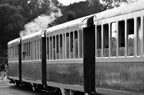 train locomotive former
