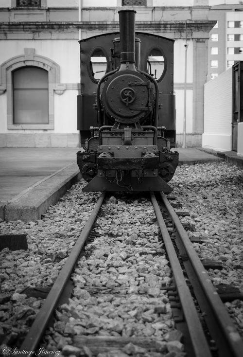 train gijòn museum