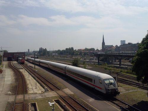 train ic berlin