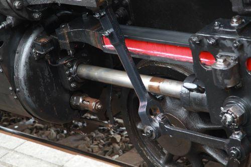 train the piston link
