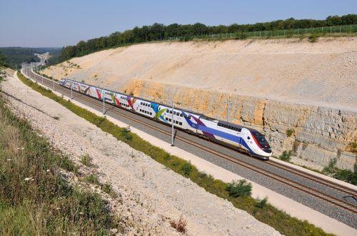 train tgv train 746