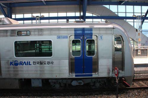 train subway republic of korea