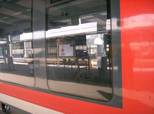train transport railway station