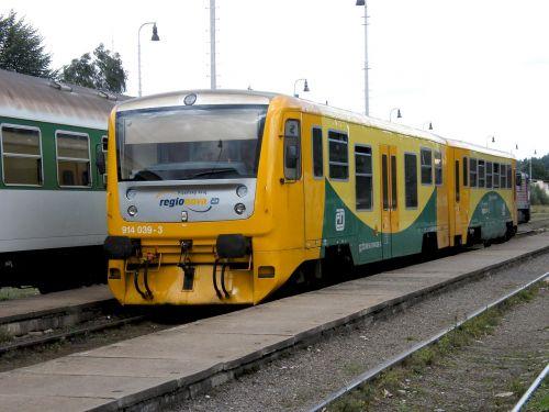 train station track