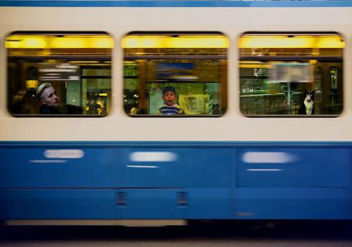train horror scary