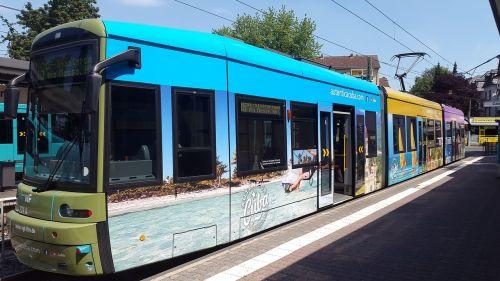 train tram frankfurt