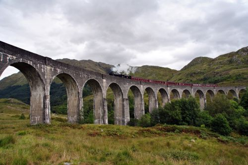 train scotland harry potter