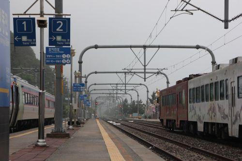 train railway transportation