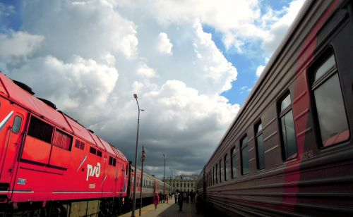 train iron road