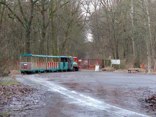 train plänterwald old