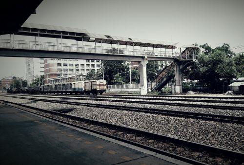 traukinys,Tailandas,asija