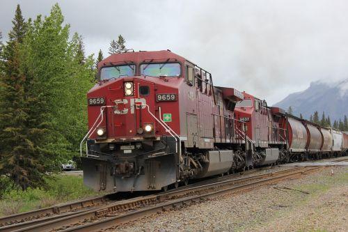 train canada dare