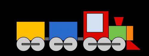 train trenzinho toy