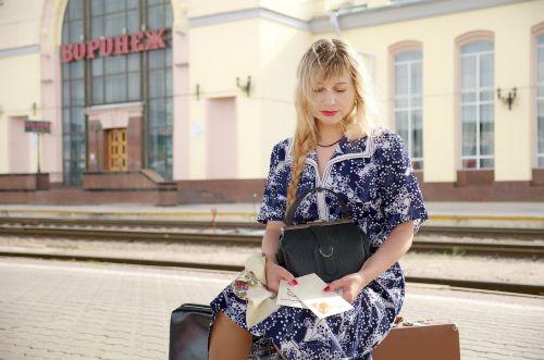 train station peron