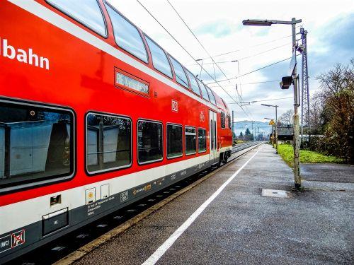 train rail railway